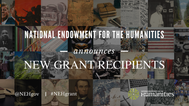 Sounding Spirit Receives $260,000 NEH Grant for Digital Scholarly Editions